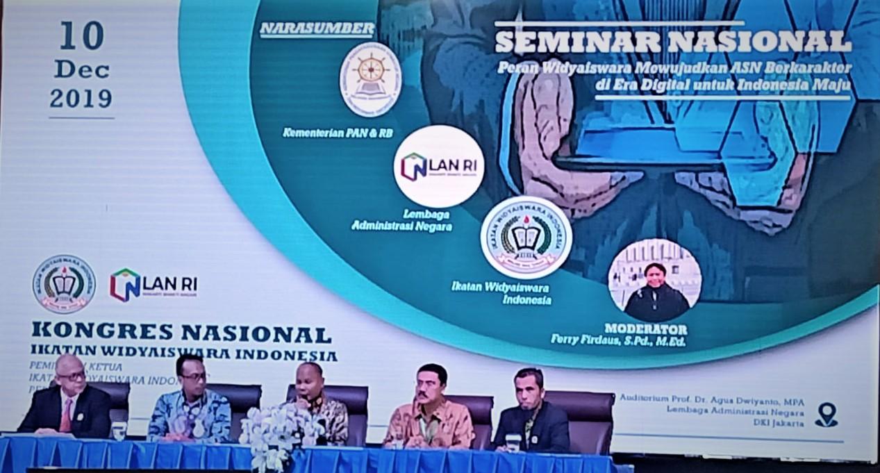 Ikatan Widyaiswara Indonesia (IWI)